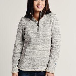 Kuhl Alaska 1/4 Zip Pullover Fleece Sweater Sz S